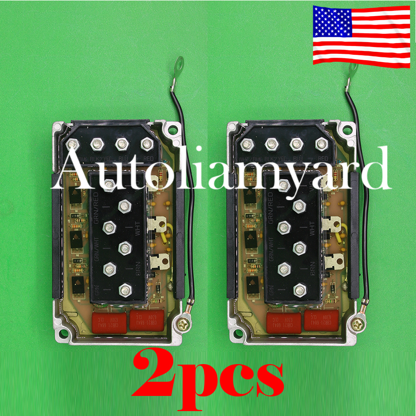 2pcs CDI Switch Box 90//115//150//200 Mercury Outboard Motor 332-7778A12 Switchbox