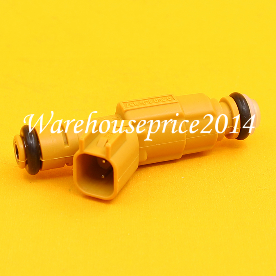 8PCS Fuel Injector 0280155857 For Ford E-350 F-250 F-350 6