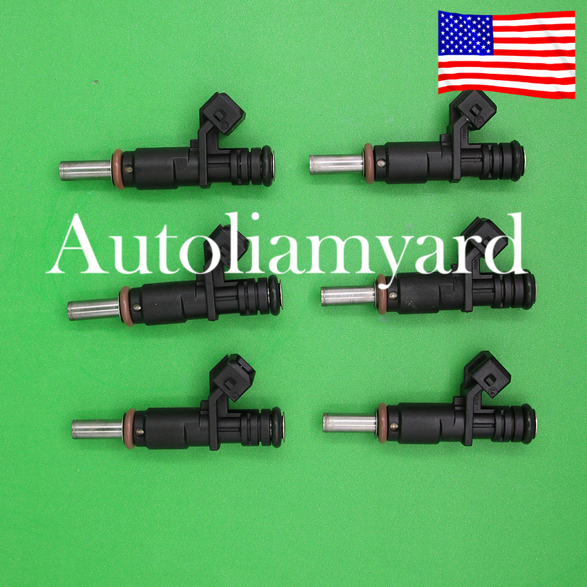 Get 268cc 4-Hole Fuel Injector for Ford 0280150947 0280150913 0280150759 Pro