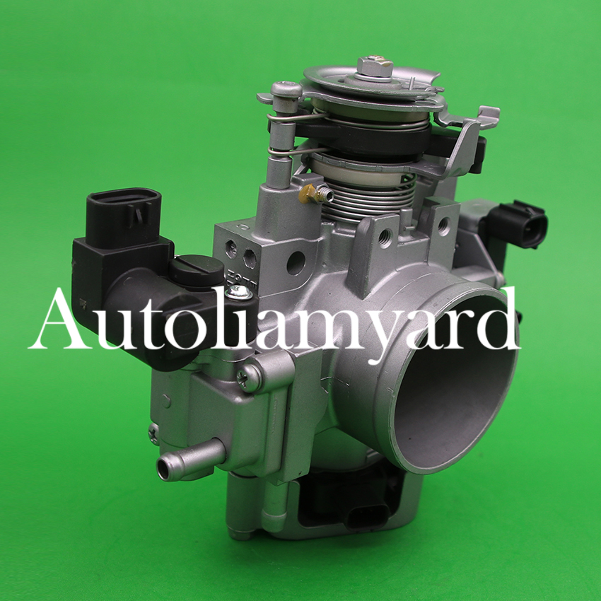 Throttle Body For Acura RSX 2002-03 Base Automatic 337