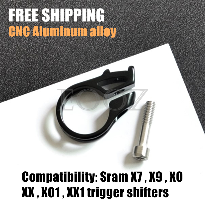 R 1 PAIR Bicycle Shifters Clamp with bolt for X7 X9 XO XX XO1 XX1 Trigger  L
