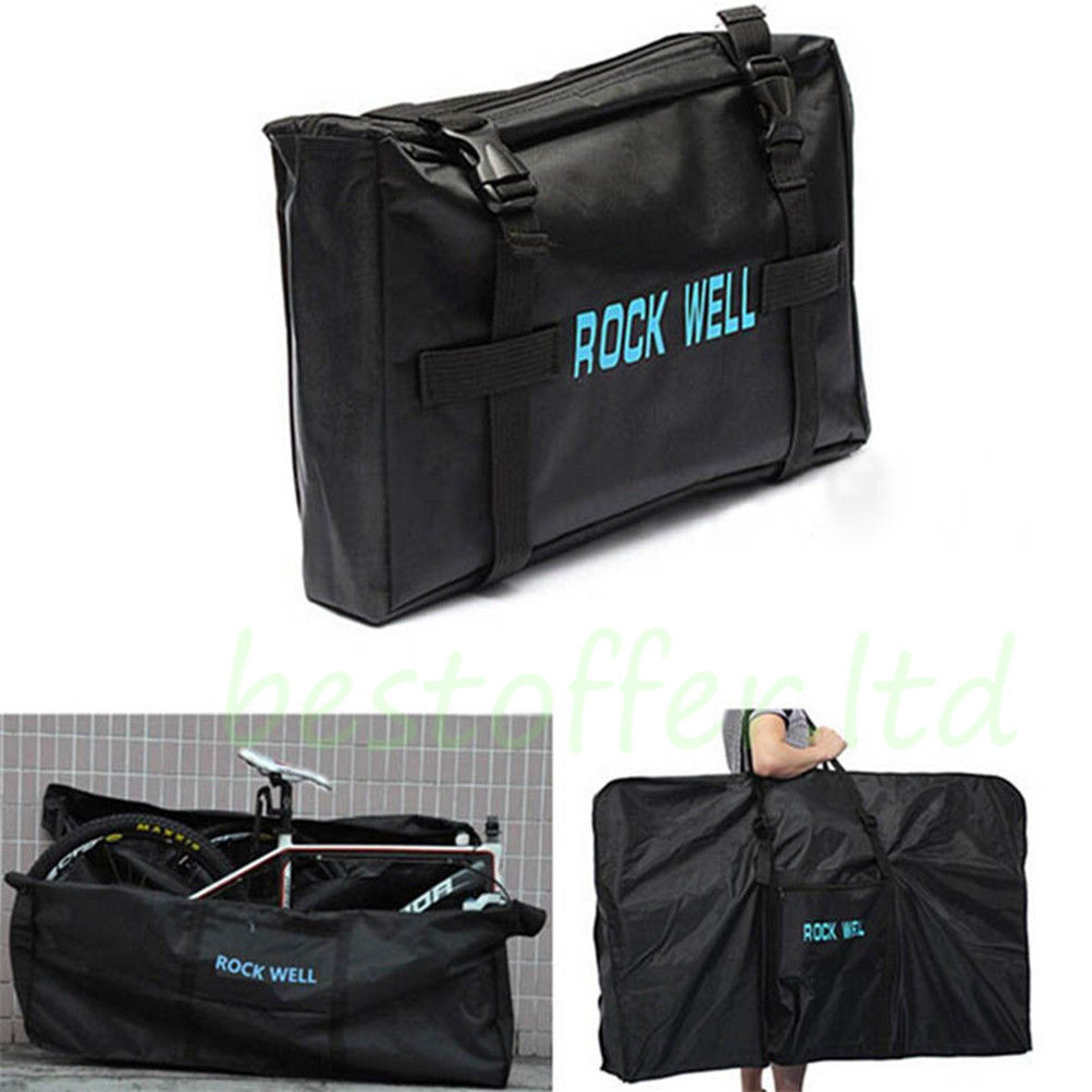 74b09a2bf27 Bike Travel Bag Carry Transport Case Folding MTB Road Mountain Bicycle  Luggage