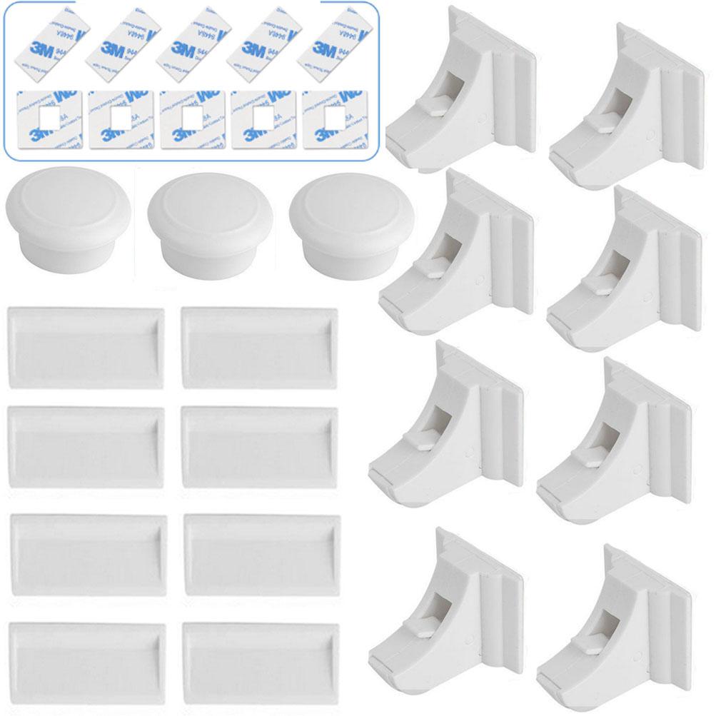 child proof cabinet locks ebay magnetic cabinet locks baby safety set 8 locks 3 keys child proof