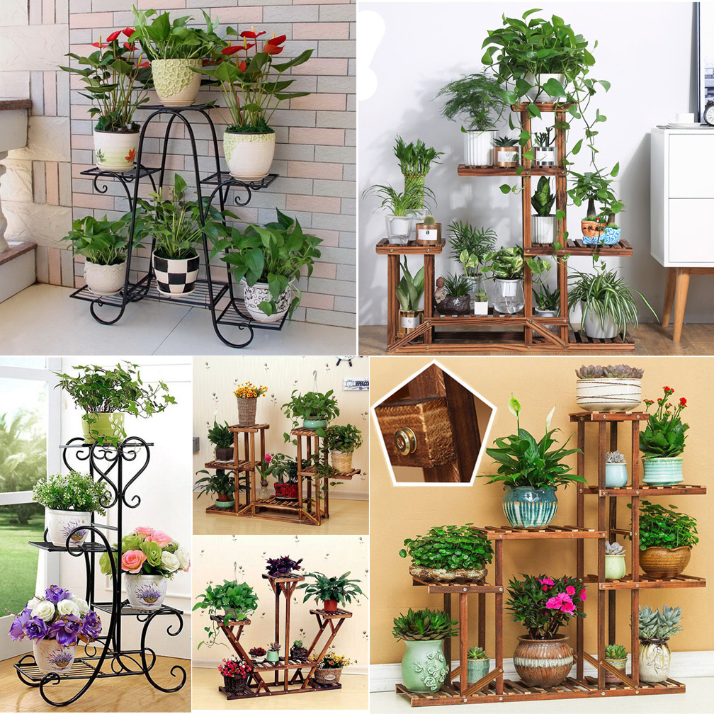 You need a shelf for flowers The hands can make a masterpiece 61