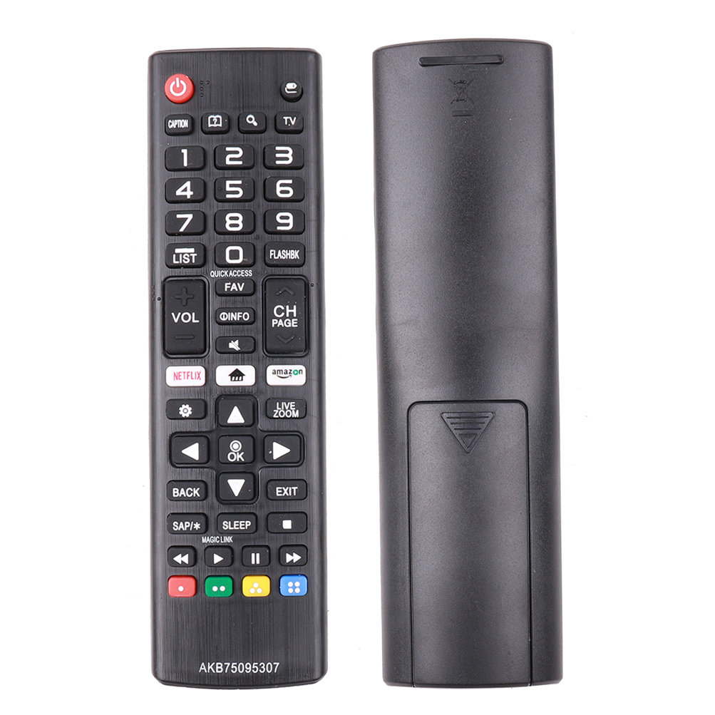 US New TV Remote Control Replacement AKB75095307 For LG