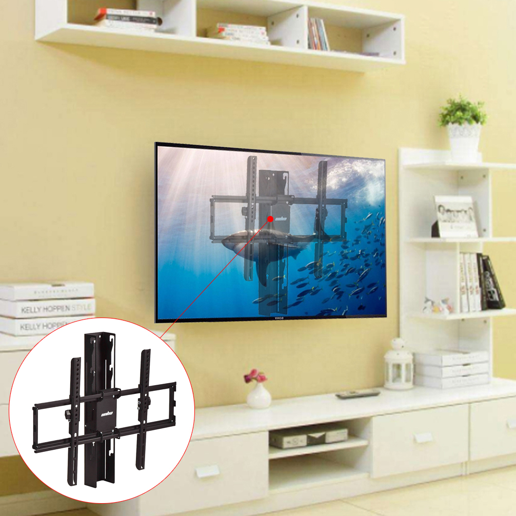 Drawing Room TV Wall Mount For LCD LED Plasma Flat 32 37 42 45 50 55 ...