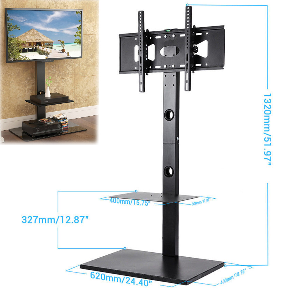 top led stand itm table base pedestal tv for replacement plasma fits lcd
