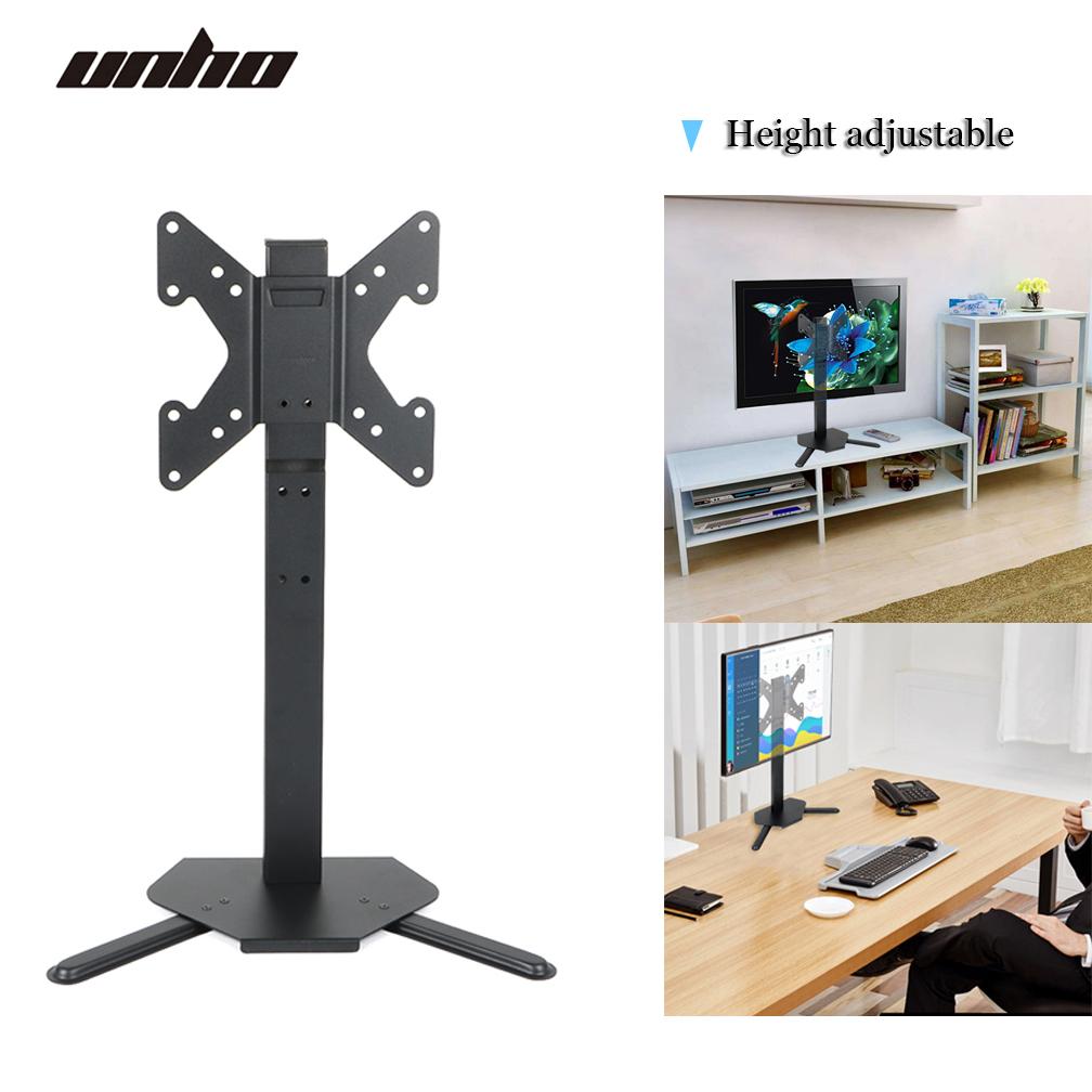 17 42 Inch Tv Stand Table Pedestal Bracket Lcd Led Hd Monitor Riser For Bush Lg