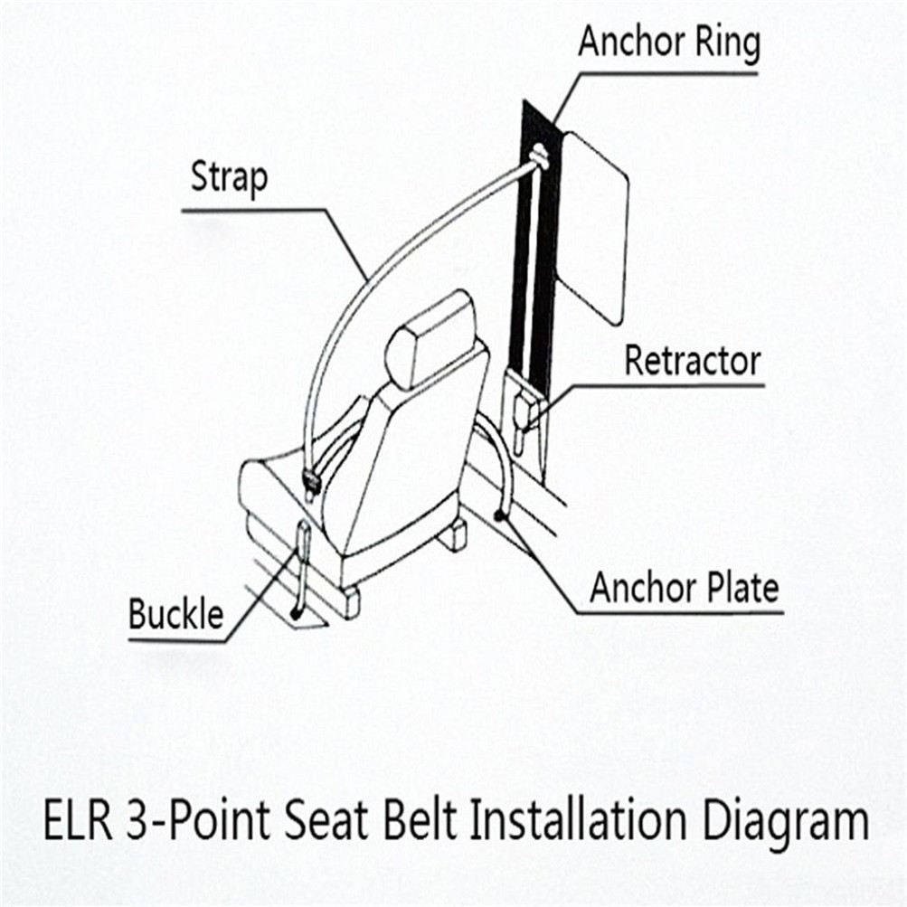 e138302b 97f5 4364 91c4 3e659a0dce7a 2 set 3 point front bucket seat belt with retractors universal for retrac mirrors wiring diagram at crackthecode.co