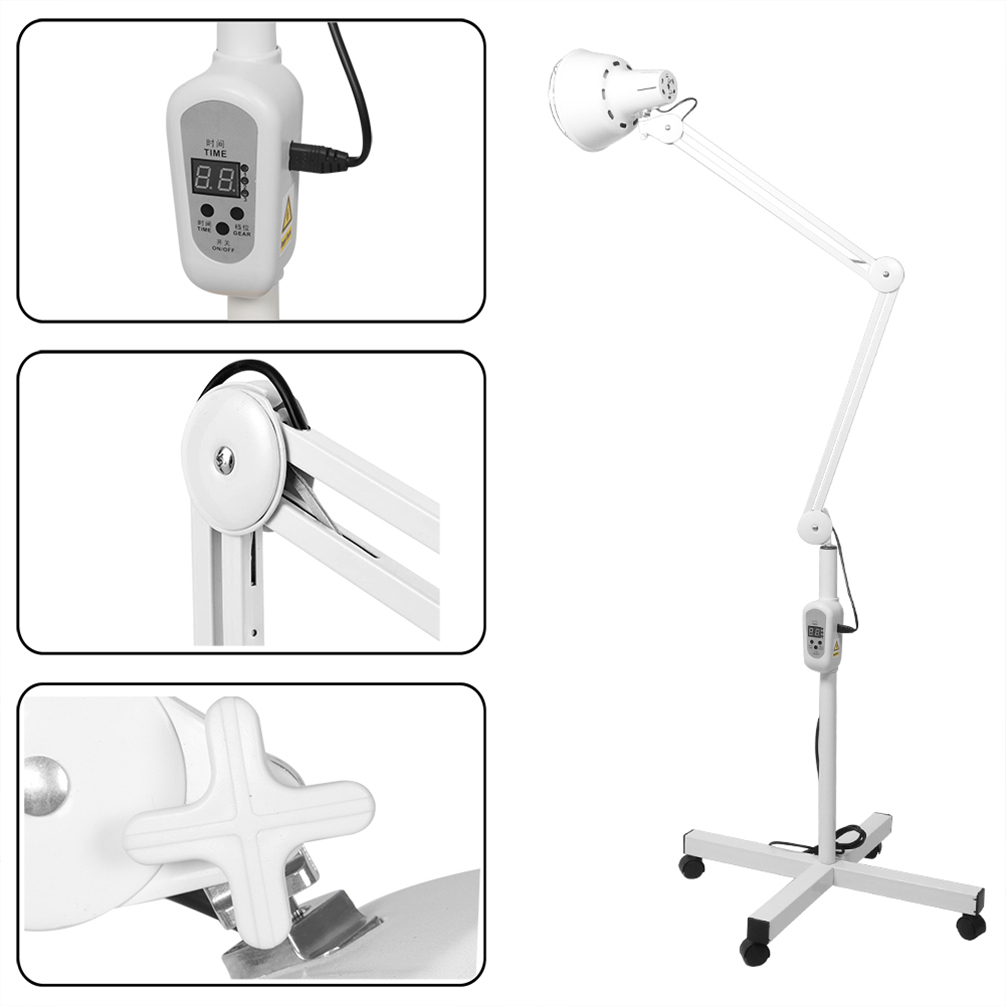Acupuncture Stand Far Infrared Tdp Lamp Mineral Therapy Heat Timer Body Relief 8438669362801 Ebay