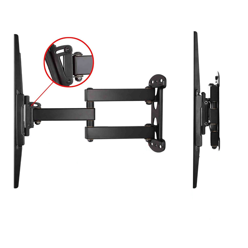 new tv wall mount bracket for most of 26 55 inch led lcd