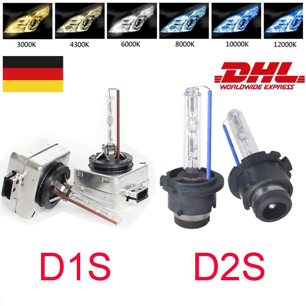 2 x 55W Auto D1S//C Scheinwerfer 12000K HID Xenarc Xenon Brenner Lichter für BMW