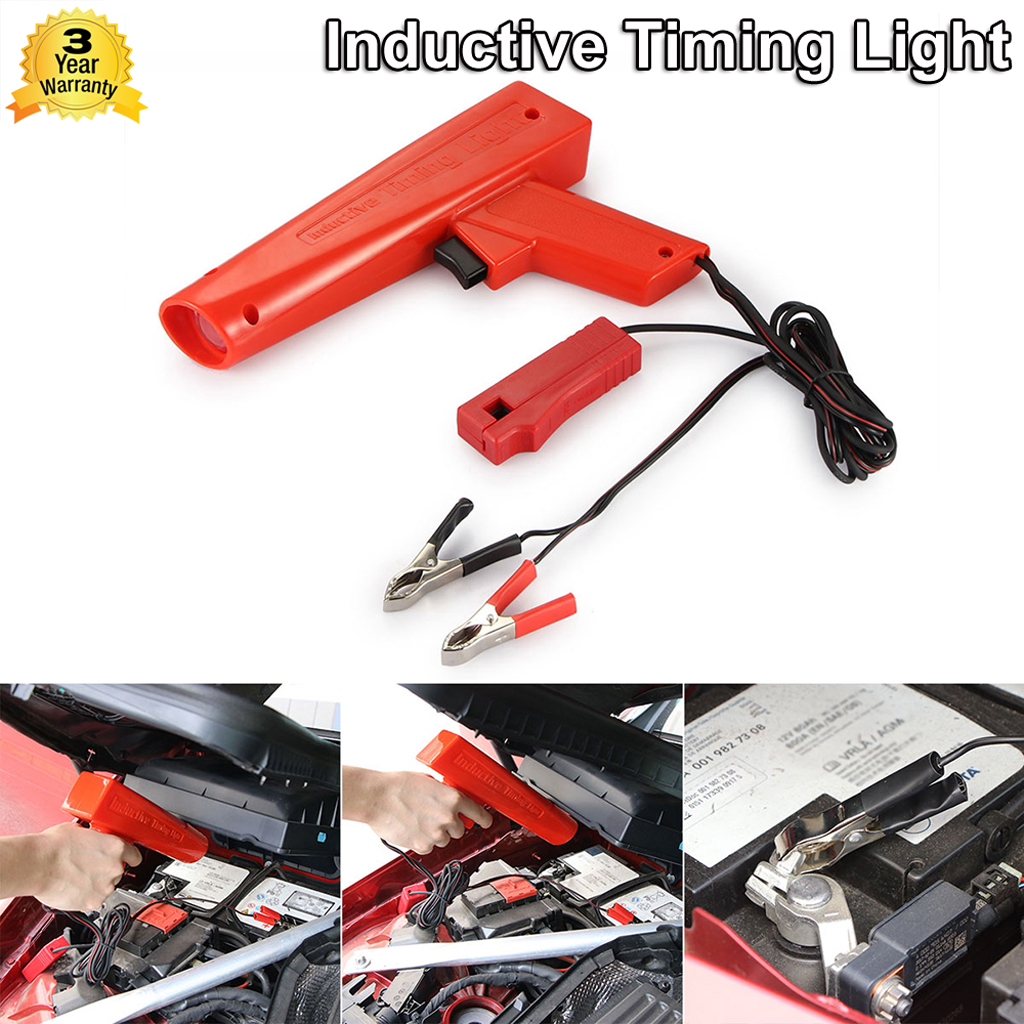 Motorcycle Automotive Engine Ignition Timing Light Xenon