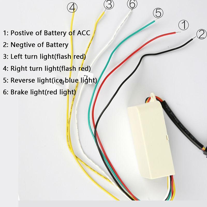 on ke strobes wiring diagram