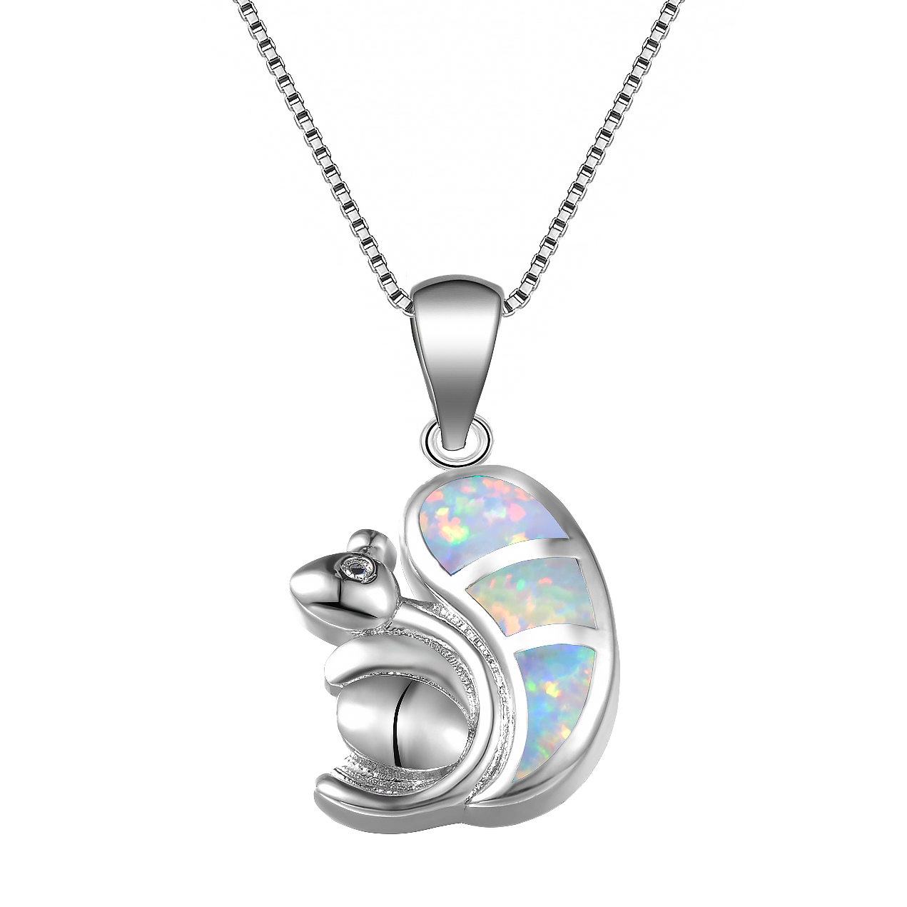 silver jewelry bccb products necklace pendant fire sterling handcrafted artistic designer john artisan opal tzelepis