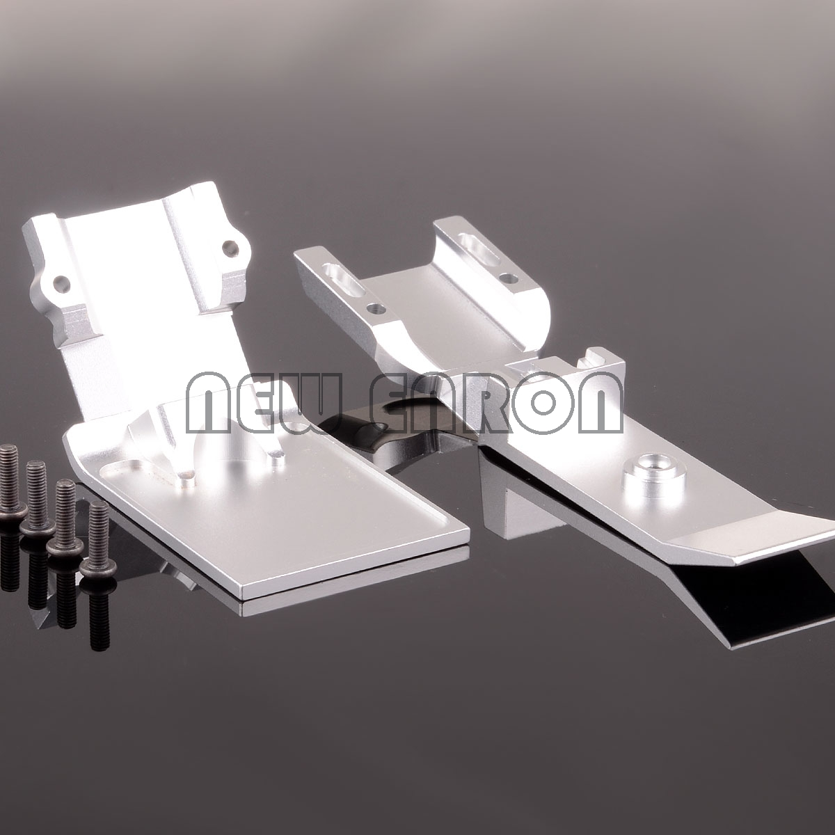 Aluminum Front Skid Plate For TRAXXAS RC Car 1//10 SUMMIT SLAYER PRO 4X4