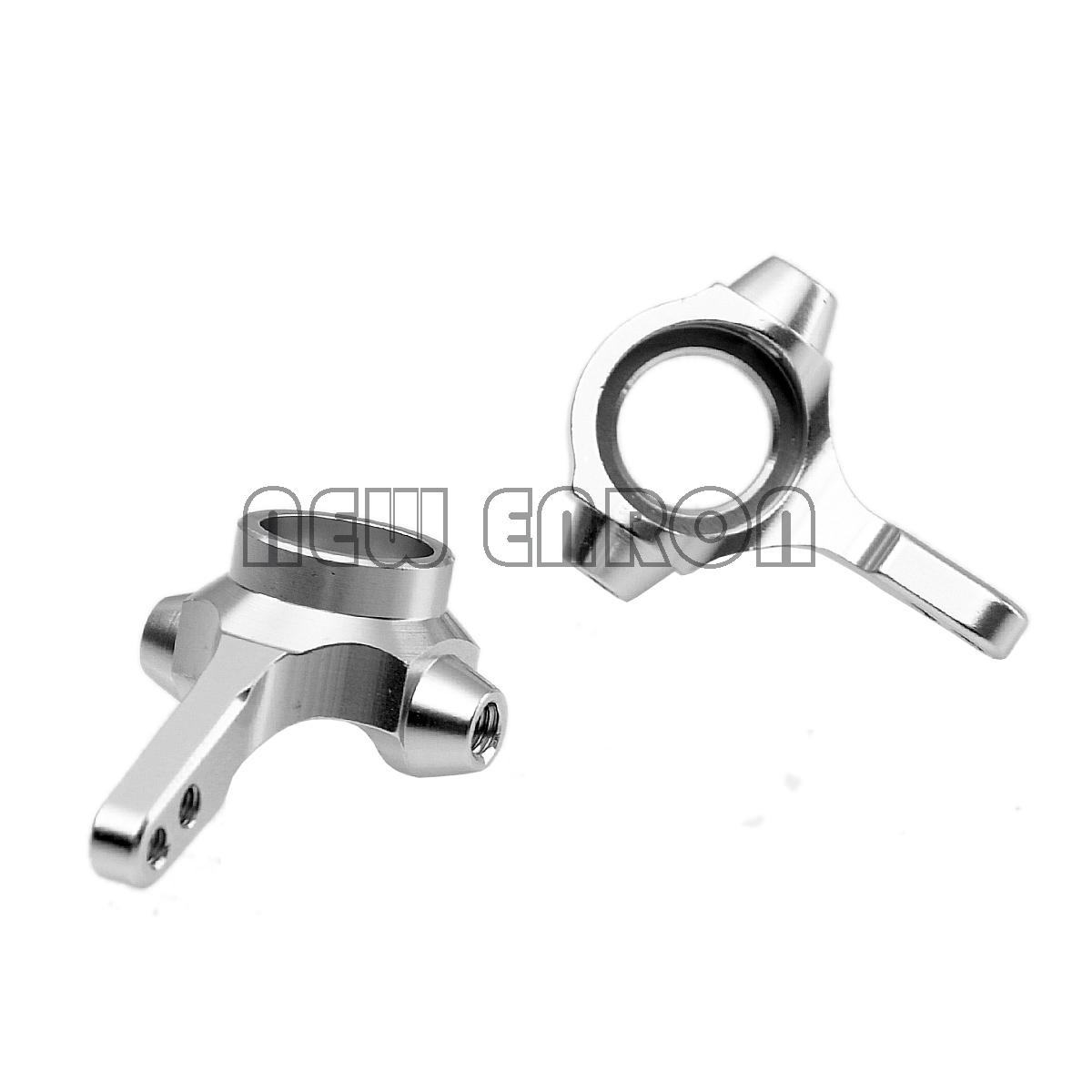 Blue Aluminum Front Knuckle Arm FOR RC 1//10 TAMIYA CC01 CC-01 TA02 TA03