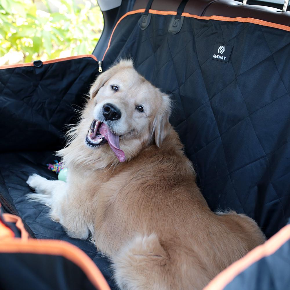 Waterproof Dog Seat Cover Heavy Duty Pet Hammock With