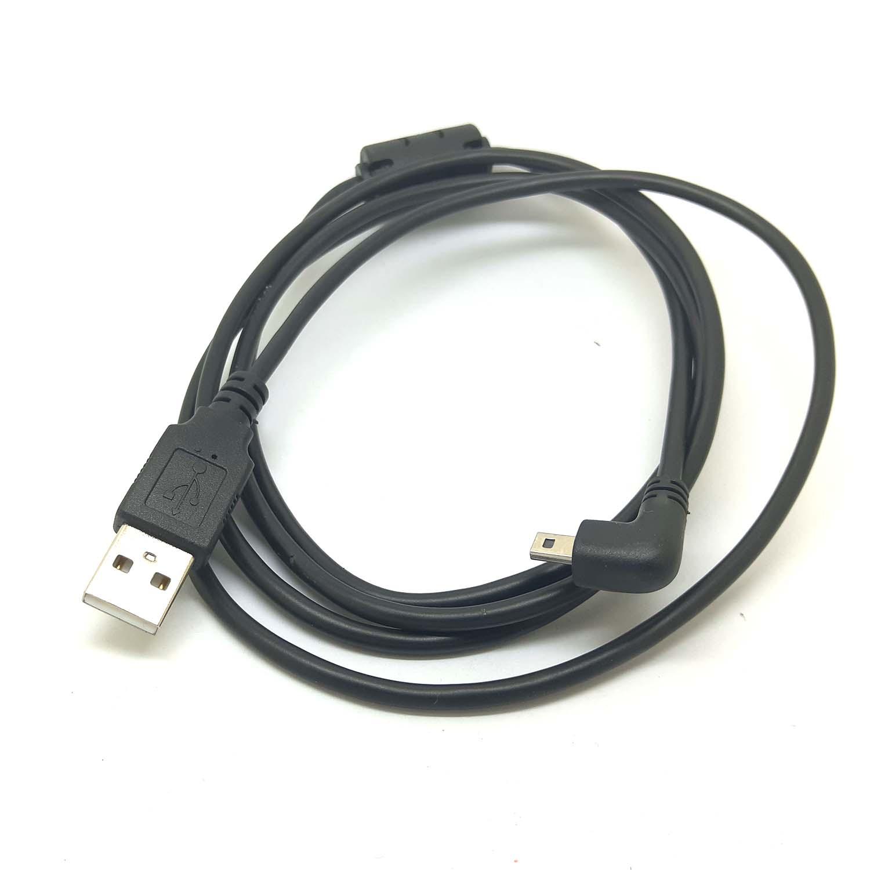 90 ángulo USB Cable Para Olympus CB-USB7 FE-340//330//290//280//270//250//240//230//220