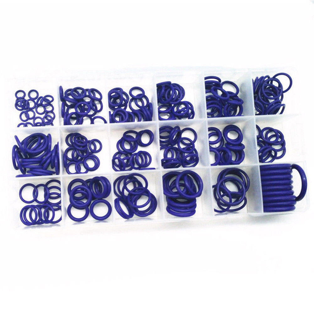 265pcs Car A/C System R12/134a Rubber Gasket Repair Rubber O-Ring ...