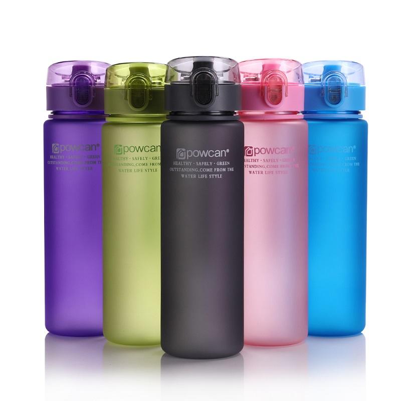 400ML Leak Proof Outdoor Sports Water Bottle BPA Free Tour Hiking Camping Bottle