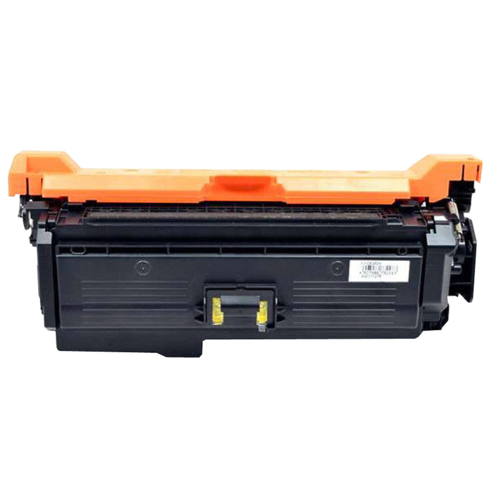 2PK CE262A Yellow Toner Cartridge For HP 647A LaserJet CP4525n CP4025n CP4525dn