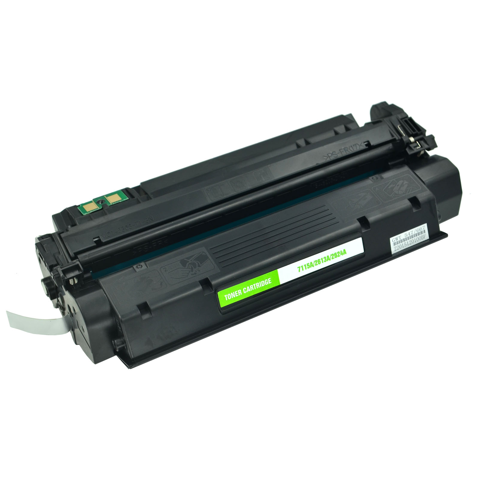 Replacement For Hp C7115a 15a Black Toner Cartridge