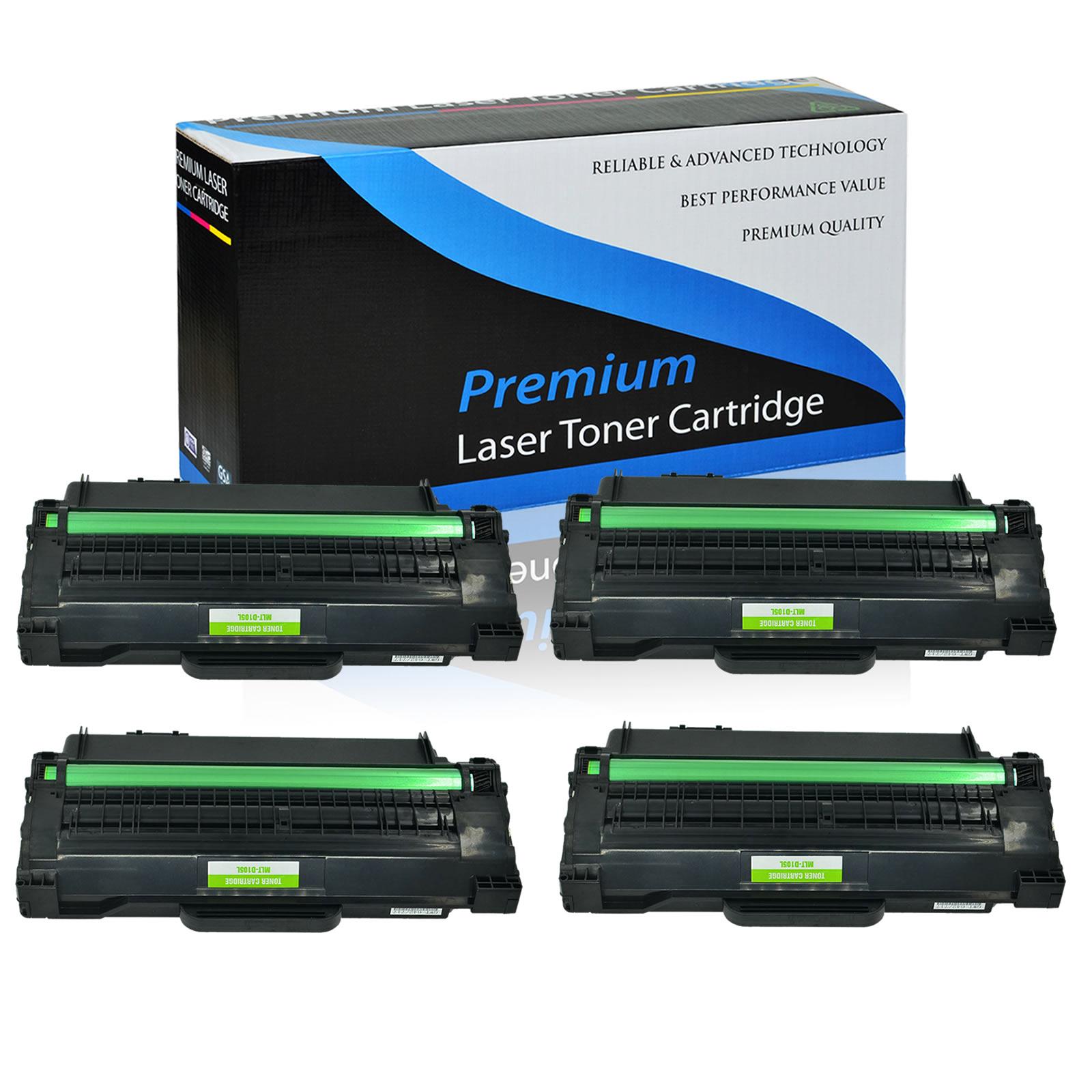 2xMLT-D105L Toner Cartridge For Samsung ML-2540 ML-2545 ML-2580n SF-650 SF-650P