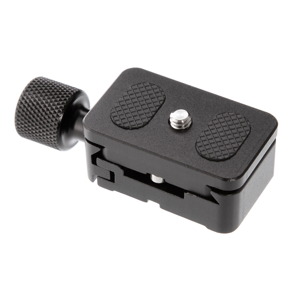Quick Release Plate Base 30mm for Benro Arca Swiss Tripod Black K30 Clamp