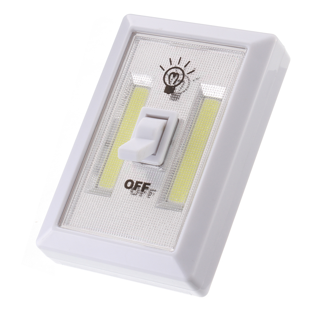 Image Is Loading Wireless Cordless Led Switch Light Under Cabinet Closet