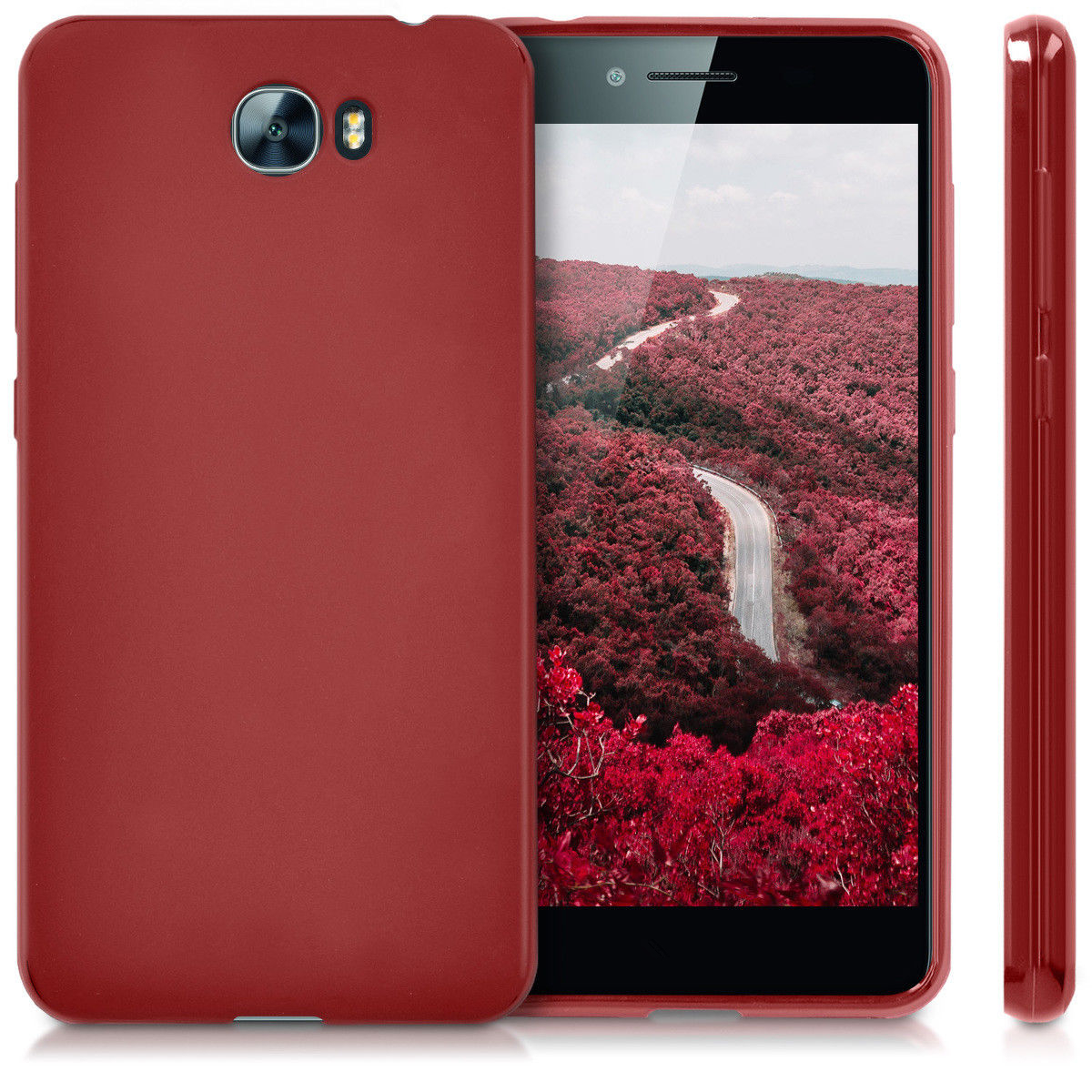 Silicone Rubber Tpu Gel Soft Thin Jelly Case Solid For Oppo Phone Ebay