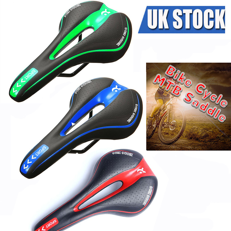 Appearancnes Silicone Gel Thick Soft Bicycle Bike Cycling Saddle Seat Cover Cushion Pad