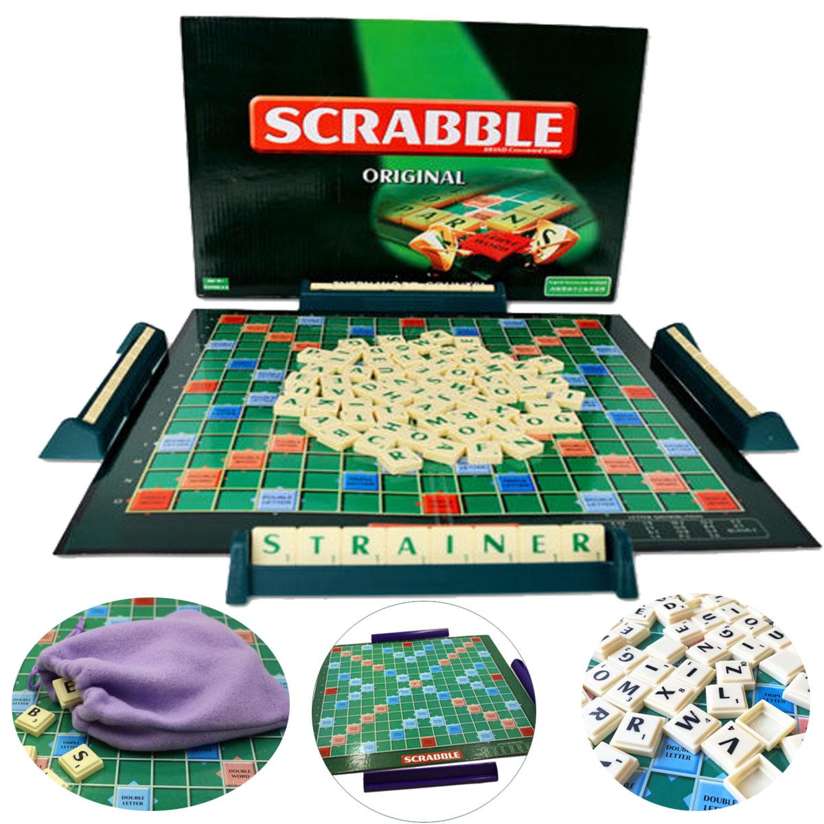 Scrabble Werte