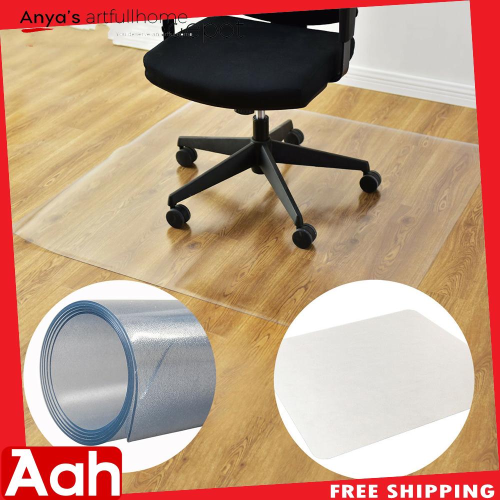New 48 X 60 Pvc Chair Floor Mat Home