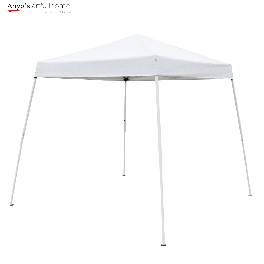 3x3M Three Sides Garden Party Gazebo Canopy Tarps Outdoor Tent Canapy Marquee