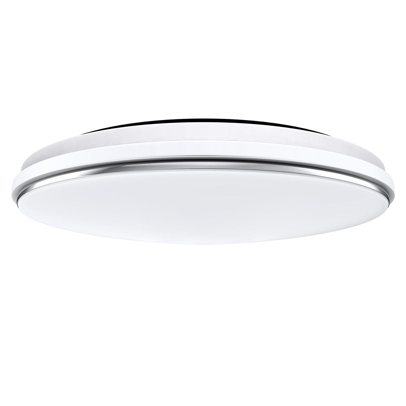 62W LED Deckenleuchte Deckenlampe Dimmbar mit fernbedienung Wohnzimmer Rund IP54