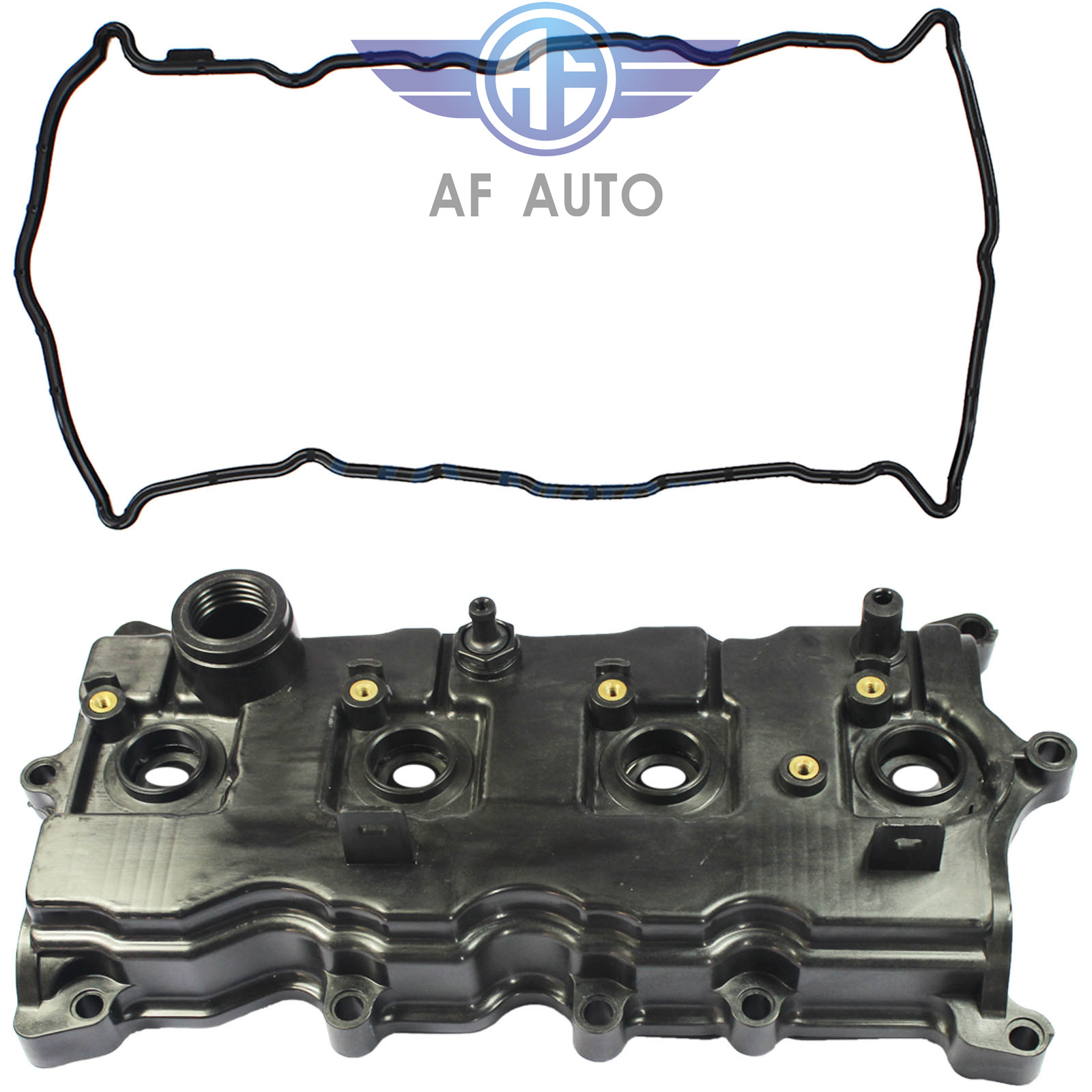 New Engine Valve Cover w// Gasket for 07-13 Nissan Altima Sentra SE-R 2.5L QR25DE