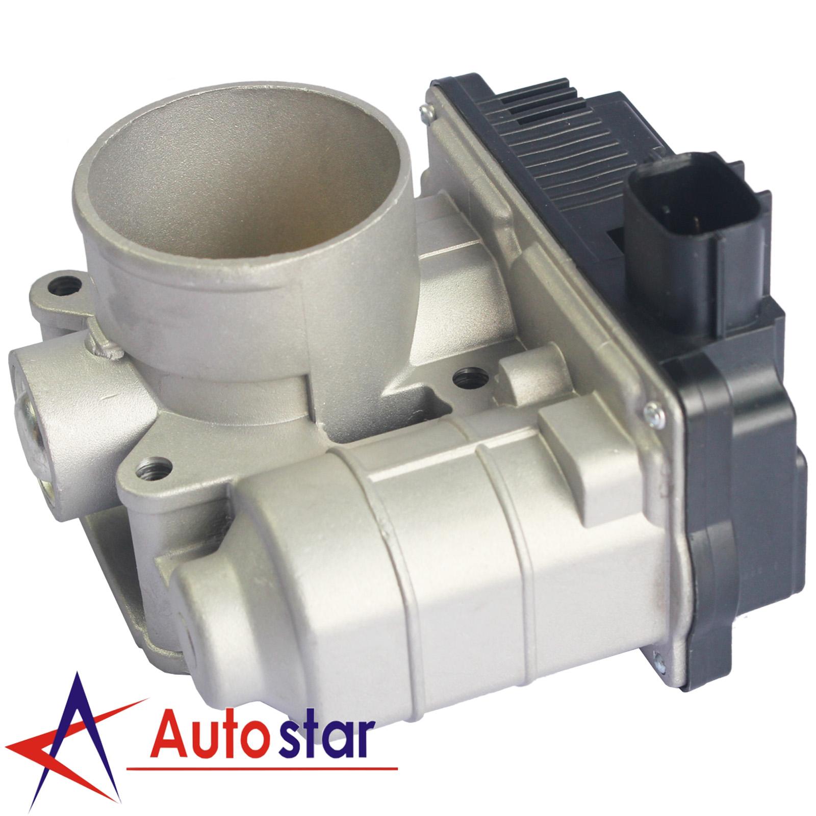 16119-AU003 OEM Engine Throttle Body For Nissan Sentra 1.8L ETB0003 SERA57601