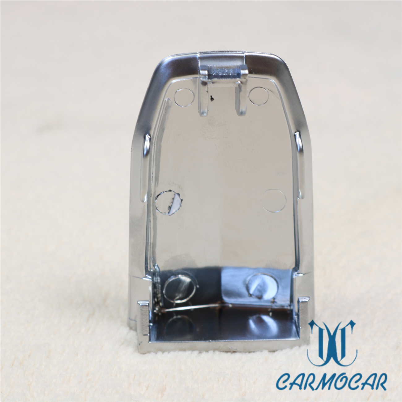 2015-2017 ESCALADE FRONT OUTSIDE DOOR HANDLE CHROME COVER NEW GM #  13596115