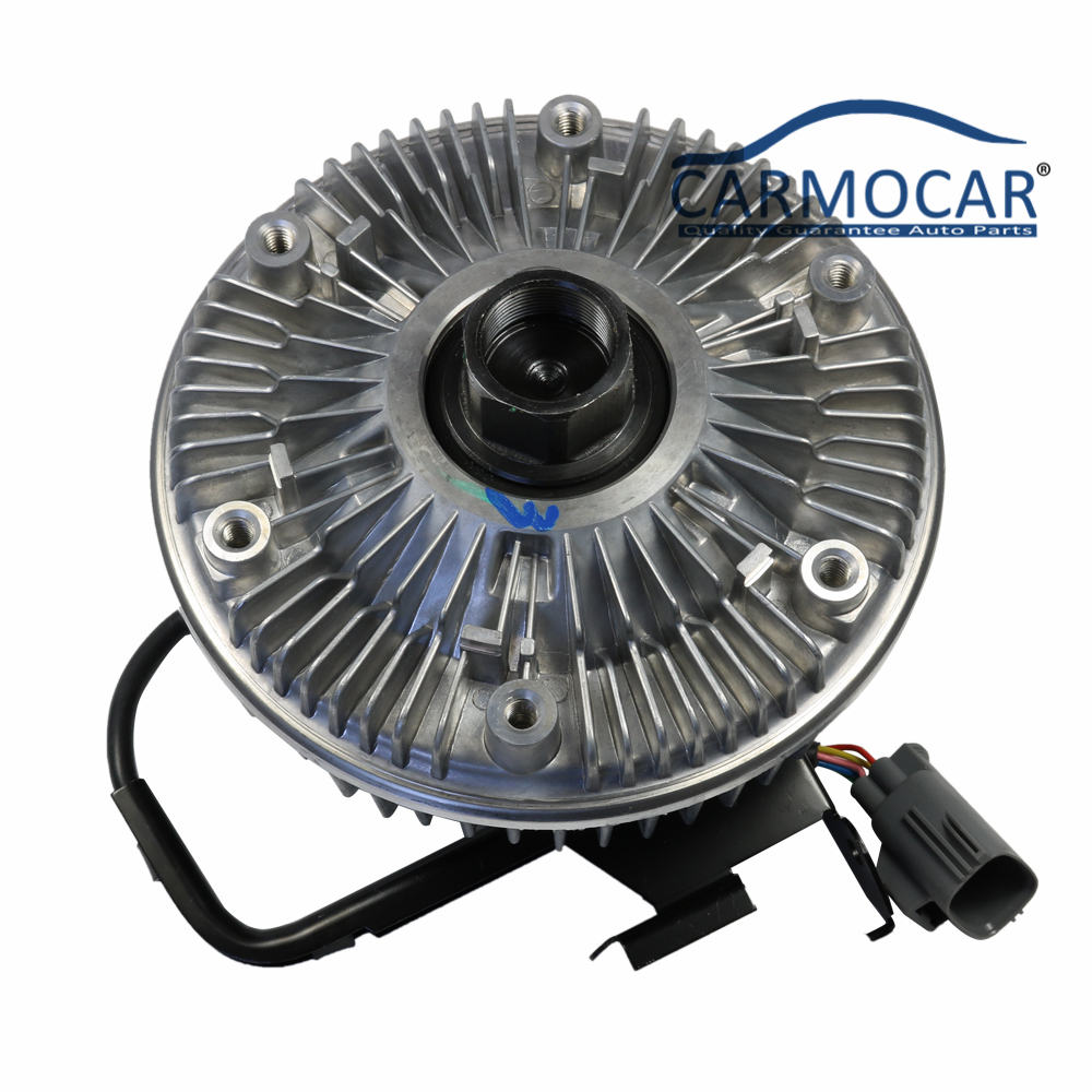TRIBLE SIX 55056990AC Electric Radiator Cooling Fan Clutch Diesel Fit for Dodge Ram 2500 Ram 3500