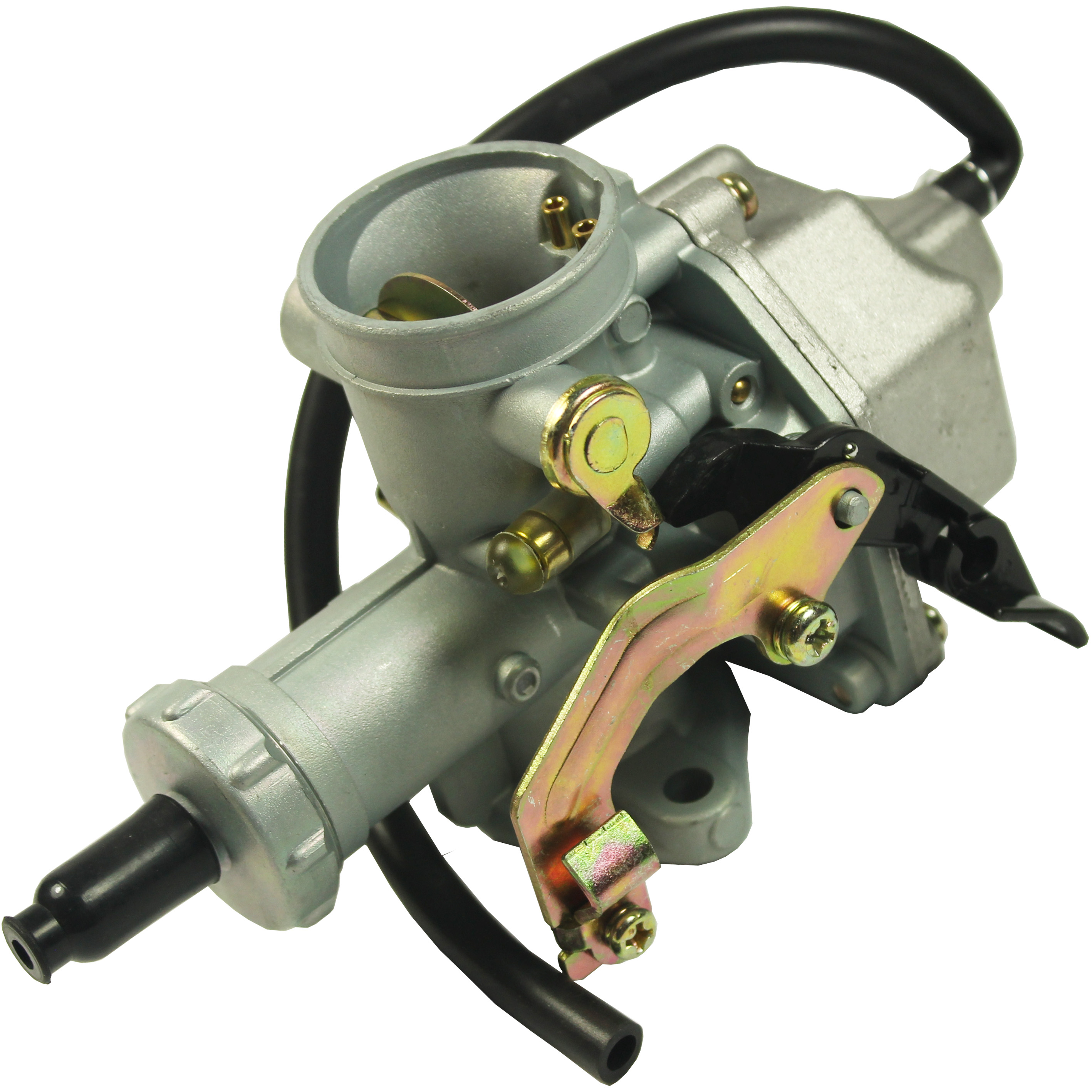 Details about New Carburetor PZ 27mm For 125 150 200 250 300cc ATV Go Karts  Carb Chinese Sunl