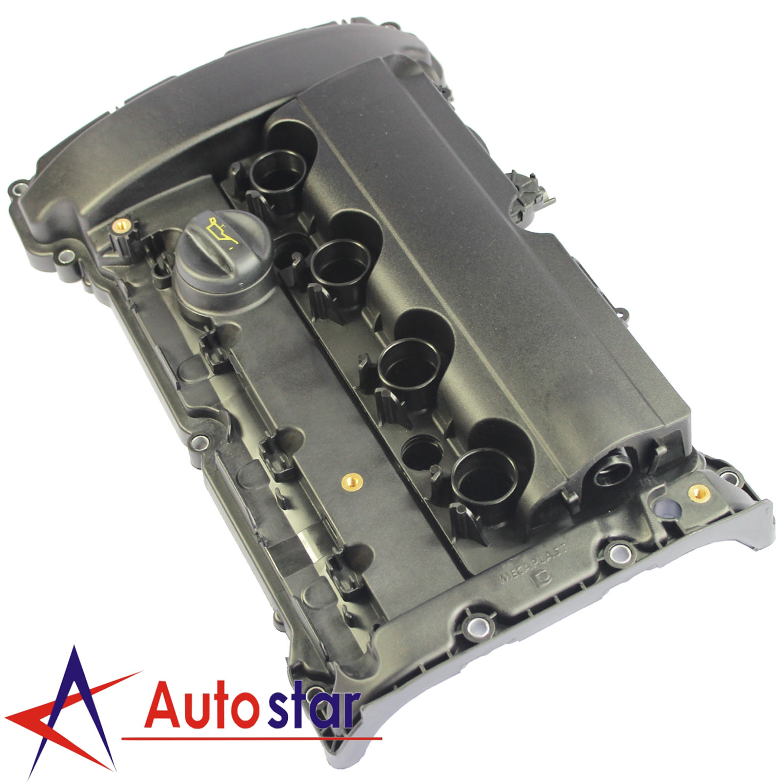 New Engine Valve Cover W/ Gasket Set For Mini Cooper S JCW
