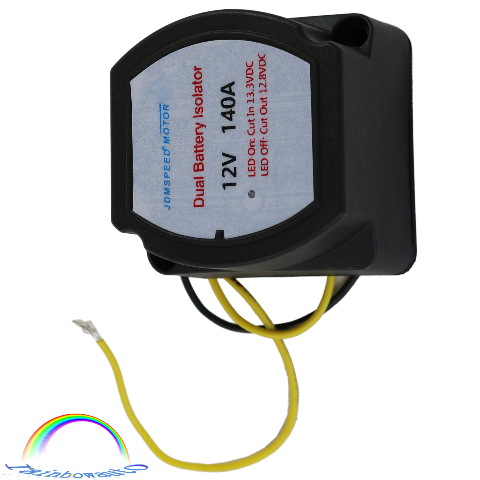 Smart Dual Battery Isolator Voltage Sensitive Relay  Vsr