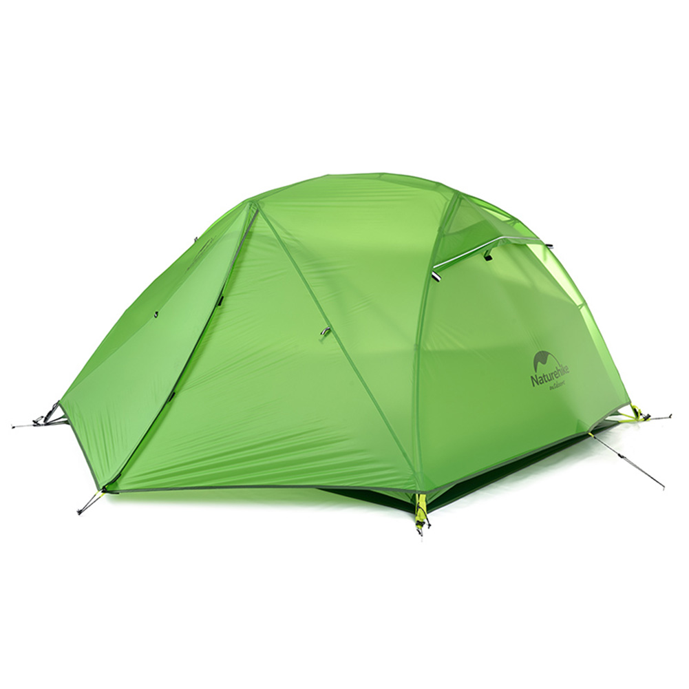 Details about 2 Person Lightweight C&ing Tents with Groundsheet Rainproof Backpacking Tent  sc 1 st  eBay & 2 Person Lightweight Camping Tents with Groundsheet Rainproof ...