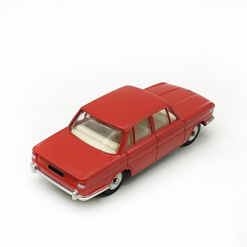 BMW 1 Series 1:43 die cast metal model MIB DeAgostini