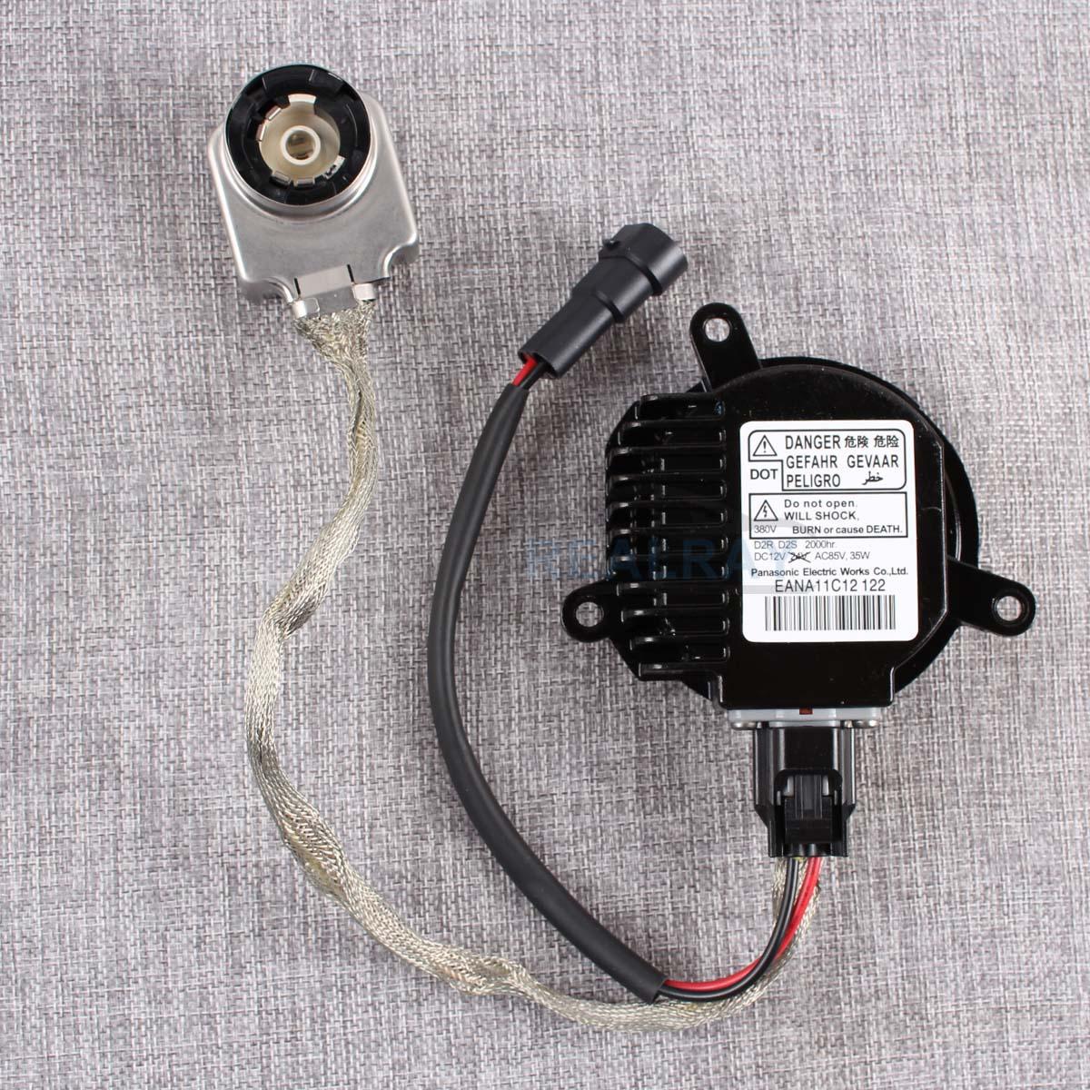 Oem Hid Xenon Headlight Ballast Igniter Bulb For Infiniti