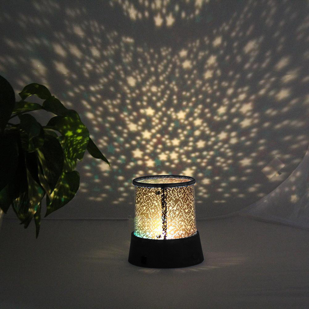 Night light projector lamp - 1 X Light Night Lighting Projector