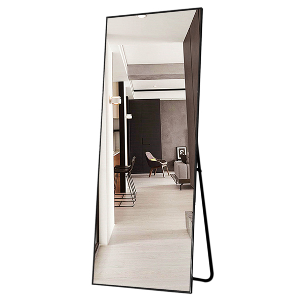 Full Length Floor Mirror Standing Lounge Bedroom Dressing Leaning