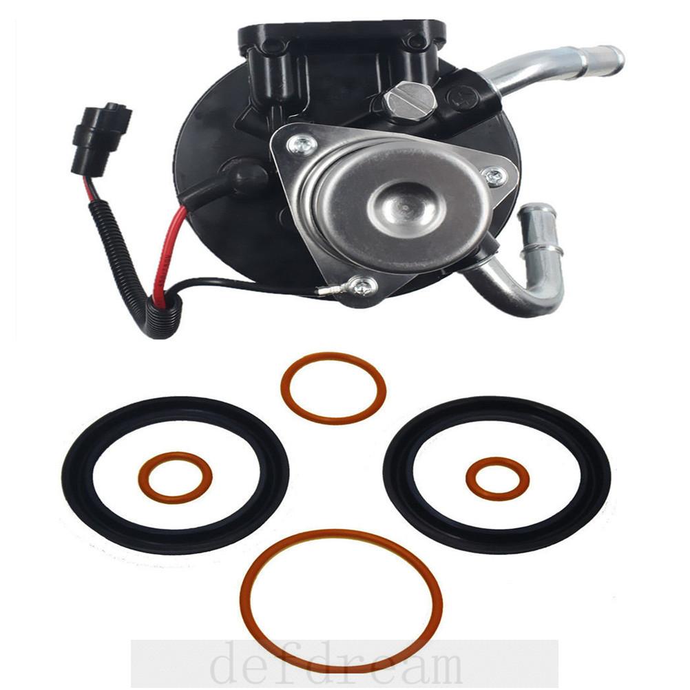 Duramax Fuel Filter Head Rebuild Viton O-Rings with Fuel Filter Head  12642623