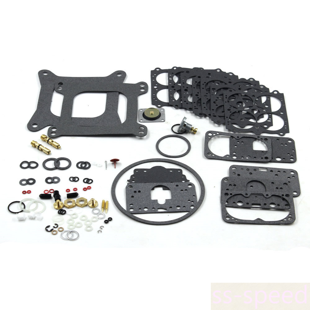 Vacuum Secondary for Holley Carebureto 1850 3310 390 600  CFM Rebuild Kit 3-200